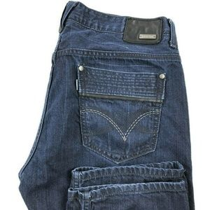 Levis Silvertab Straight Fit Jeans
